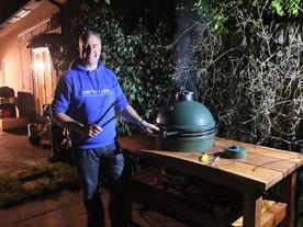 pièce garden grill barbecue gaz heet